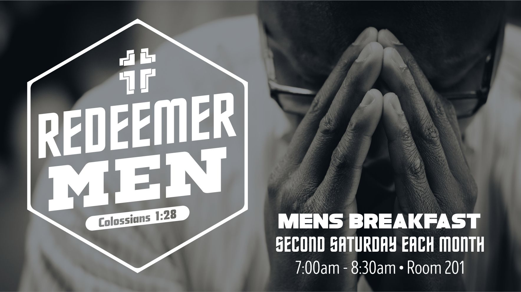 Redeemer Bible Church Monthly Men's Ministry Breakfast